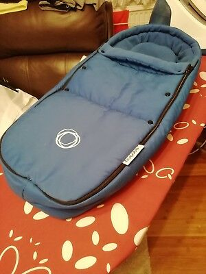 Royal blue Bugaboo Cocoon- Excellent( purple shade is due to the camera light).