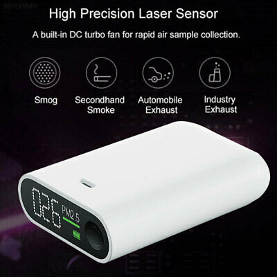 4FDC Durable PM2.5 Air Detector Air Quality Tester Smart Monitor Smog Detector