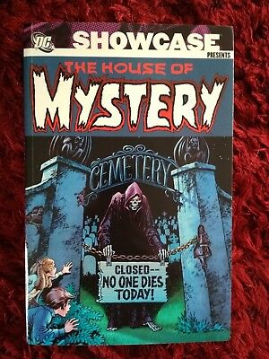 Showcase Presents THE HOUSE OF MYSTERY Vol 2 DC Comic Softbook 2007 1st Printing