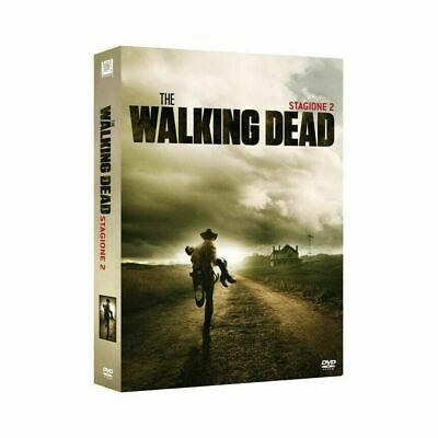 THE WALKING DEAD-STAGIONE 3 tre-4 DVD-COFANETTO/BOX NUOVO ITALIANO SIGILLATO