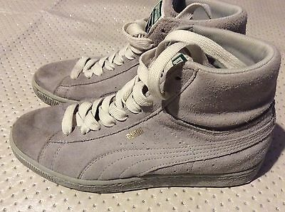 Women's girls boys puma boots trainers size 4
