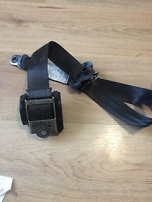 VW Sharan Genuine Drivers Side Middle Seatbelt Ford Galaxy Seat Alhambra