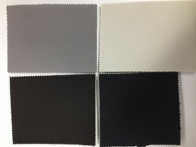 SECONDS CAR HEADLINER FABRIC 2MM FOAM BACKED Automobile Trimmings Upholstery