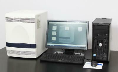 2010 Applied Biosystems 7500 Fast Real-Time PCR 96-well DNA Analysis 4357362