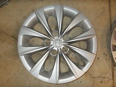 2017 2016 Toyota Camry Hubcap Wheel Cover 16