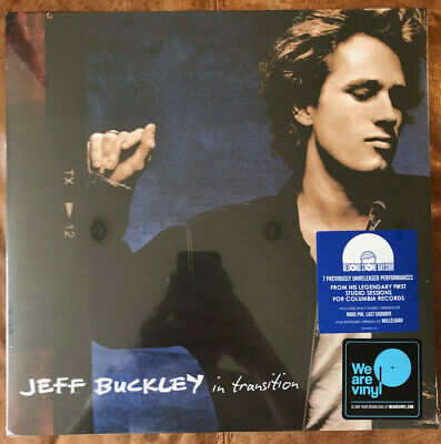 Jeff Buckley In Transition 2019 Record Store Day Rsd New Vinyl Sealed