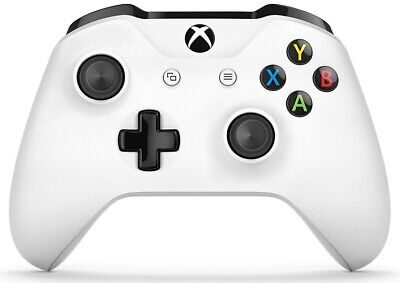 Microsoft Xbox One Official Controller - White New