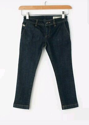 E# Diesel Boys Denim Blue Jeans Age 8 Years Old