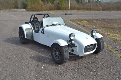 Lotus / Caterham Original Super 7 Seven LINKSLENKER