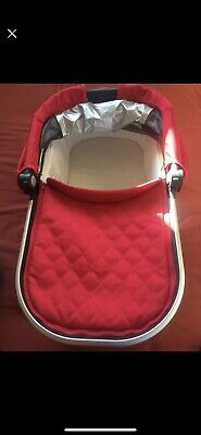 Uppababy Vista 2015 Carrycot Red