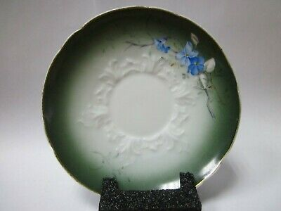 Antique Collectible Gardner 19th Imperial Porcelain RUSSIAN EMPIRE saucer