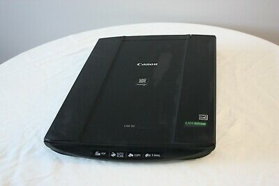 CANON LIDE 110 Canoscan USB Flatbed Photo Scanner - $29 99