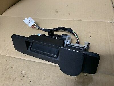 Mercedes A class 2017 Rear Tailgat View Camera & Handle A1667500993