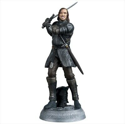 HBO Game Of Thrones Eaglemoss Figurine Collection #3 The Hound Sandor Clegane