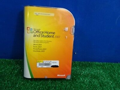 Microsoft Office Home and Student 2007 w/ Product Key m4bg