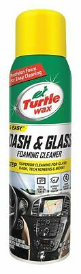 TURTLE WAX Dash and Glass Cleaner, 19 oz, Wht