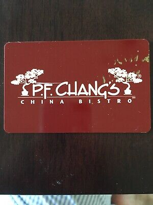 $50 PF Changs Gift Card