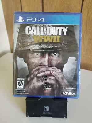 Call Of Duty: WW2 (PS4) Brand New & Sealed Free shipping COD WW2