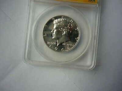 1964(90% Silver)(Anacs)(Proof 67) Kennedy Silver Half Dollar -  A  Beauty!!!!