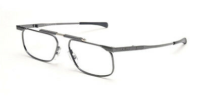 bf528e44340 New SlimFold Reading Glasses by Kanda of Japan Model 5 Color Gunmetal with  Case