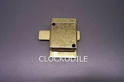 NEW HOWARD MILLER GRANDFATHER CLOCK DOOR LOCK Ridgeway - parts repair service