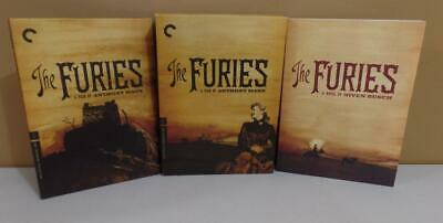 The Furies (The Criterion Collection) DVD Spine 435