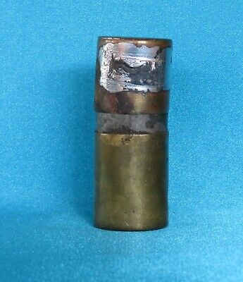 Rough Collectable Vintage WWI Period Brass Lighter