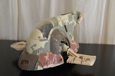 Vintage and Classic Star Wars Boba Fett Slave 1 Starfighter Hasbro 1996 LOOK!!!