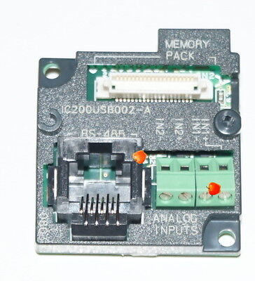 GE Fanuc IC200USB002-A RS-485 Communication Board VersaMax Micro