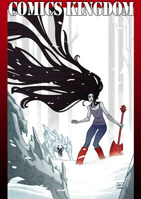 Adventure Time Marcy & Simon #4 Pre-order Marcy Cvr 17/04/2019