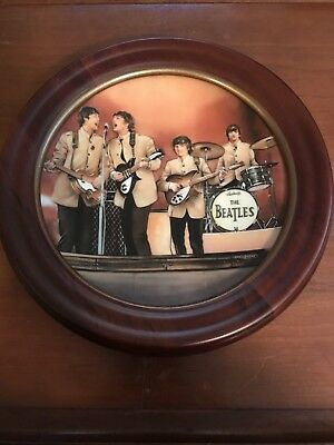 The Beatles **The Beatles At Shea Stadium Plate** Numbered Limited Edition