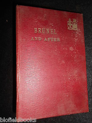 Brunel and After: The Romance of The Great Western Railway - 1925-1st GWR/Rail