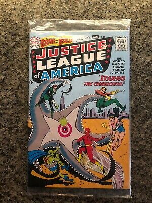 justice league of america #28 Starro The Conqueror DC comics