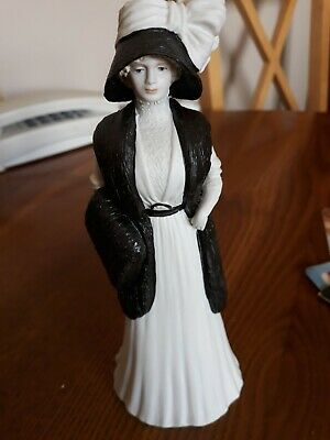 Wedgwood Figurine CHARLOTTE Hyde Park Collection