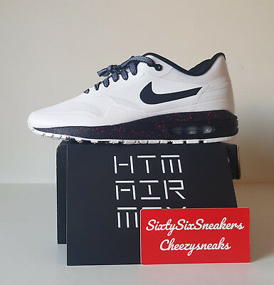 NIKE AIR MAX 1 Hyperfuse ID HTM 2016 US8 UK7 EU41 New DS OG