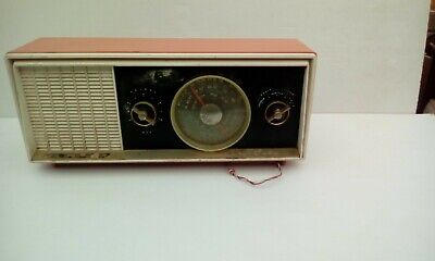 Vintage 1962 Astor  Cry Baby Radio