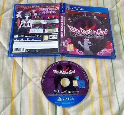 Danganronpa Ultra despair girls another episode ps4 pal España playstation...
