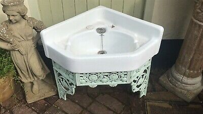 Victorian Sink And Cast Base