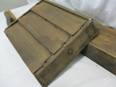 Antique Vintage Craftsman Cast Heat Grate Register Vent Architectural Salvage z