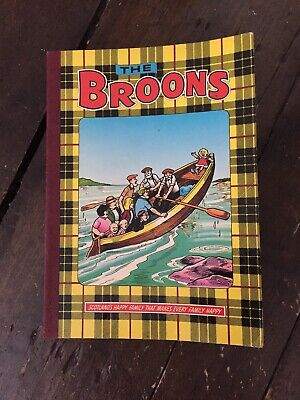 The Broons Annual 1983 Comic Book Series