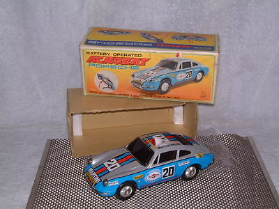 Tps Porsche Acrobat 911 W/box. Perfectly & Fully Working T.p.s. Very Rare!