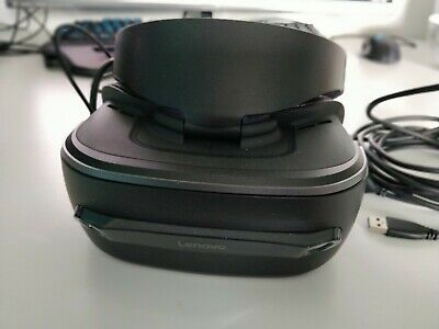 Lenovo Explorer VR Headset mit Controller & Bluetooth Adapter