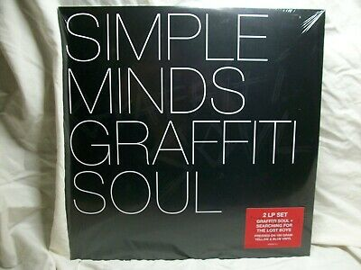 SIMPLE MINDS Graffiti Soul & Searching For the Lost Boys RSD 2019 NEW SEALED