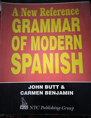 A NEW REFERENCE Grammar of Modern Spanish, 4th by