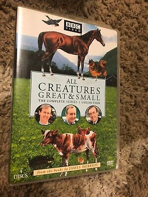 All Creatures Great & Small: The Complete Series 1 Collection Christopher Timot