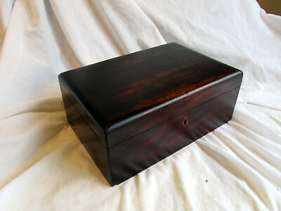 A Lovely Antique Wooden Box