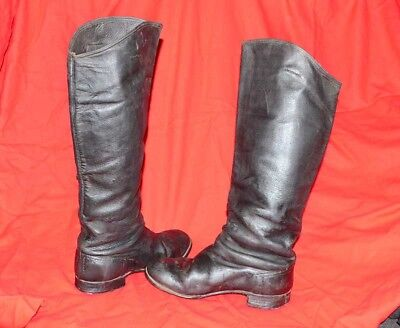 VERY RARE boots of the Russian imperial army