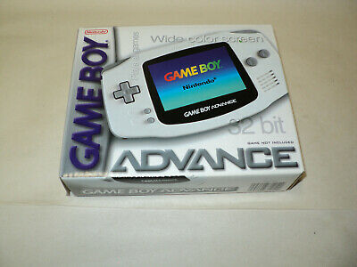 gameboy advance box only