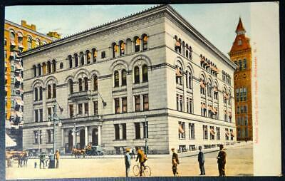 ROCHESTER-NEW YORK-MONROE COUNTY Courthouse-(NY-BOX-122) - $5 99