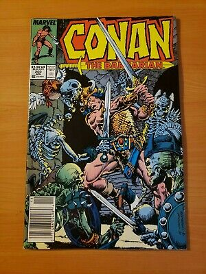 Conan The Barbarian #188 Direct Market Edition ~ NEAR MINT NM ~ 1986 Marvel
